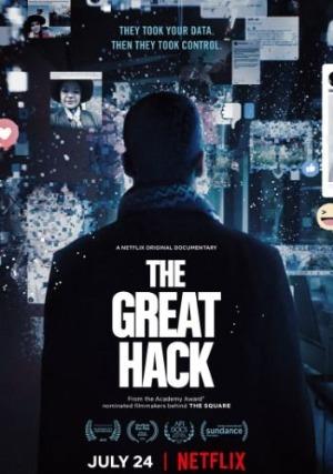 グレート・ハック SNS史上最悪のスキャンダル