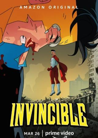 インビンシブル 無敵のヒーロー